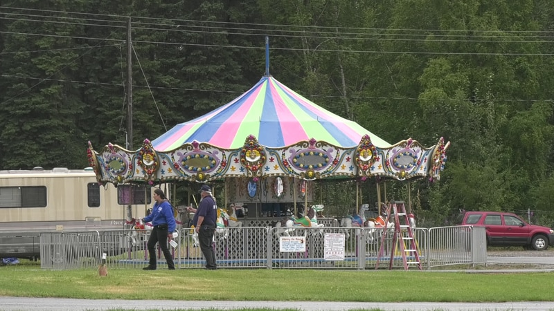 The Tanana Valley State Fair has hundreds of activities planned for its grand reopening after...