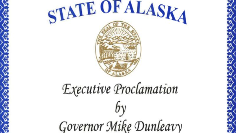 Governor Dunleavy has called for a special session for tackling the PFD as the state budget...