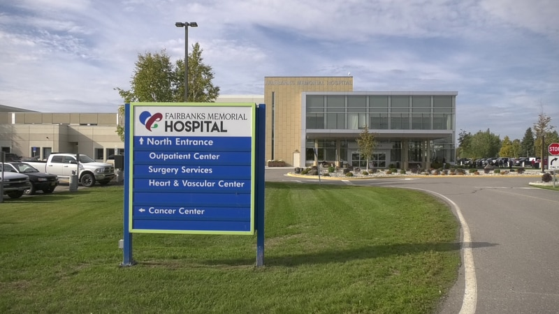 Foundation Health Partners in Fairbanks is facing staffing shortages at locations like...