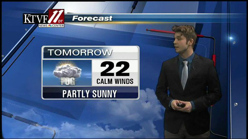 Saturday weather forecast with Ryan Osborne - 03/27/2021