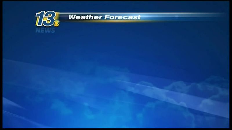 News 13's Weather Forecast With Julie Swisher
