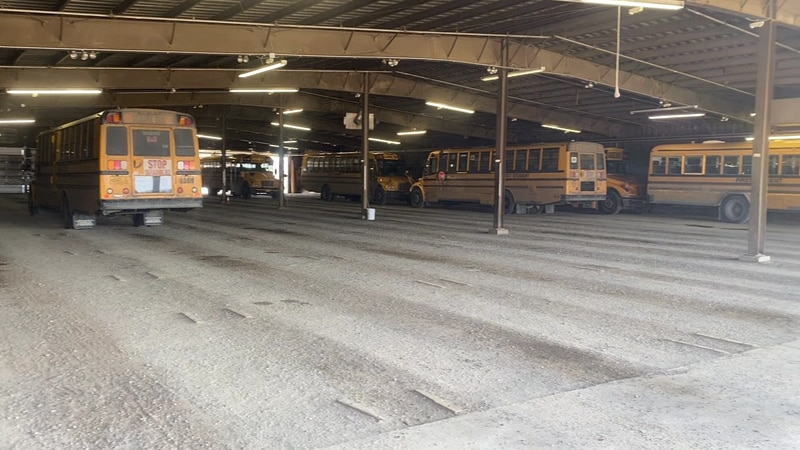 First Student Inc will be closing down it's facilities, repurposing their stored school busses,...