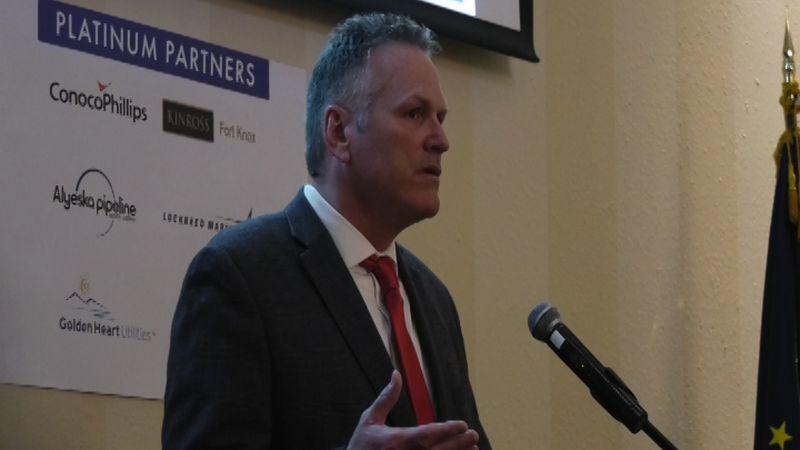 The Greater Fairbanks Chamber of Commerce hosted Governor Mike Dunleavy on Thursday, June 10,...