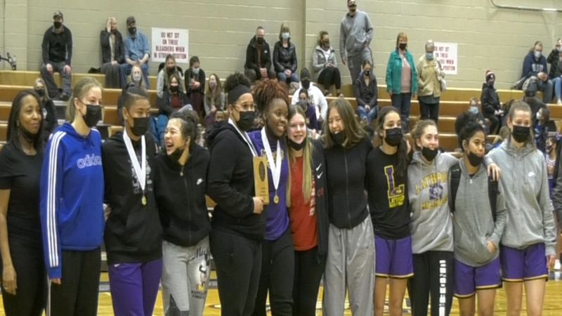 The Lathrop Girls are heading to the State Tournament after defeating West Valley in the Mid...