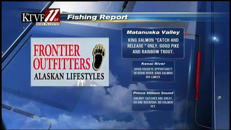 Fishing Report 07/01/2021