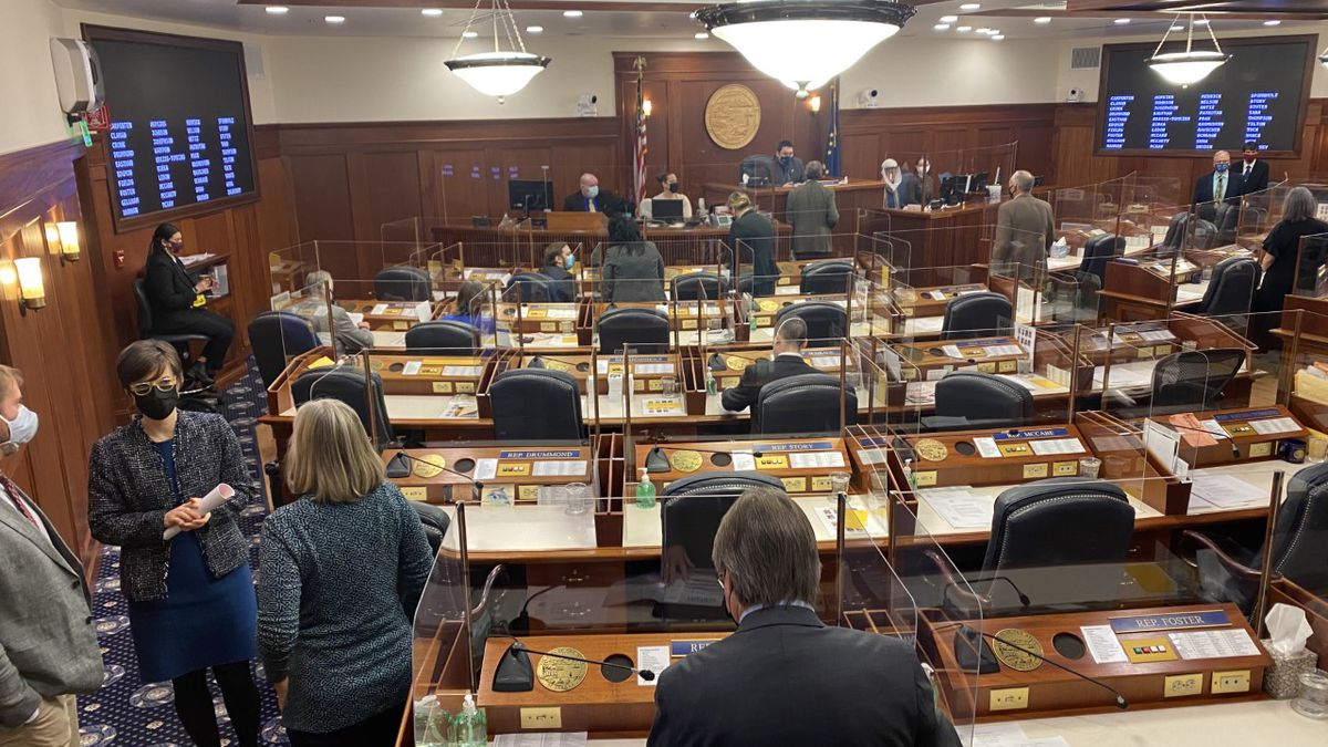 The Alaska House could be the roadblock to extending the state's COVID-19 disaster declaration