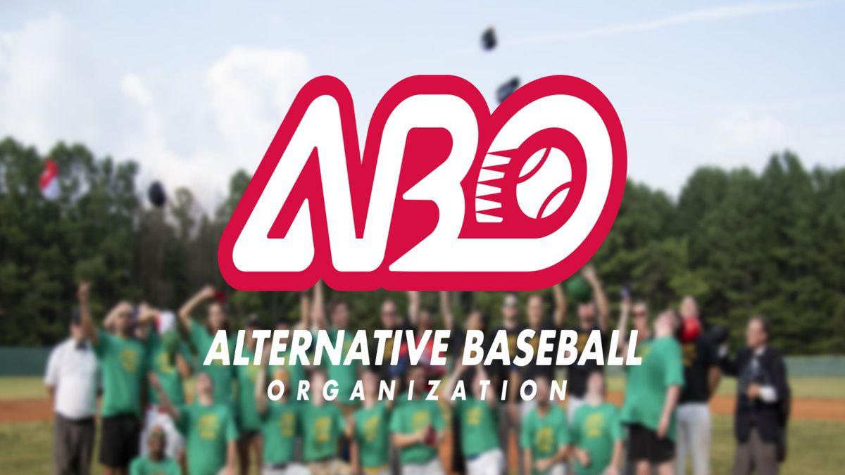 Alternative Baseball Organization Logo (Alternative Baseball Organization)