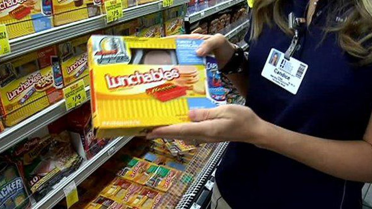 FILE - According to Kraft Heinz, the company that makes Lunchables, there has been an increase...