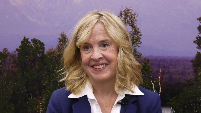 Kristan Kelly is running for seat G on the Fairbanks North Star Borough Assembly.