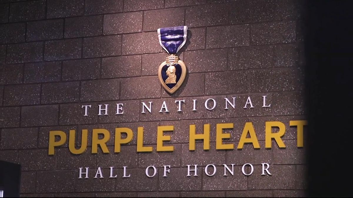 (Courtesy: National Purple Heart Honor Mission)