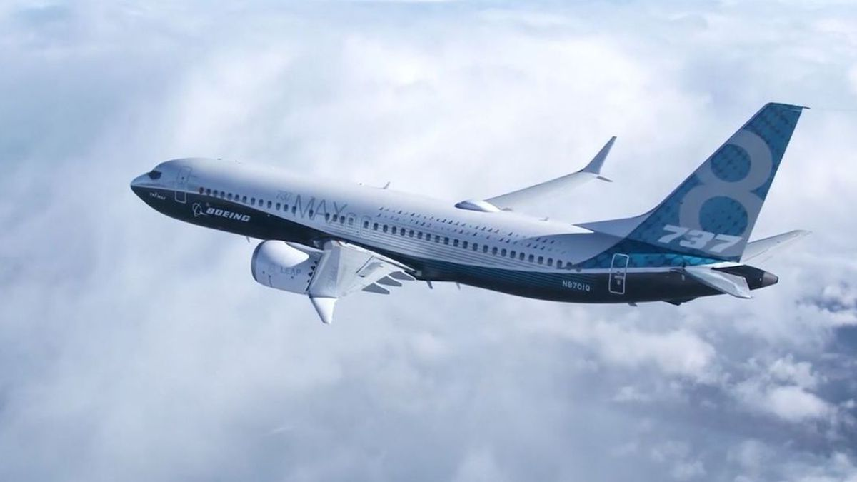Boeing said it will assess production based on when the plane returns to service. (Source: Boeing, CNN)
