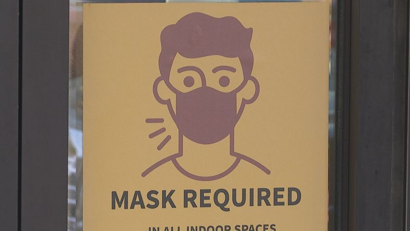 Masks will still be required by those who have been vaccinated until further research is done...