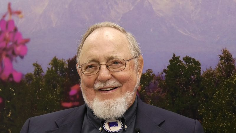 Don Young has announced his intention to run for reelection in 2022.