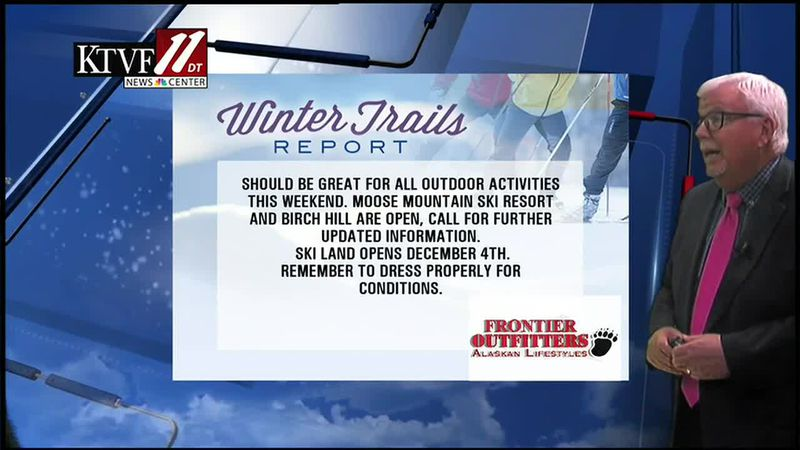 Winter Trails Report with Mike Shultz