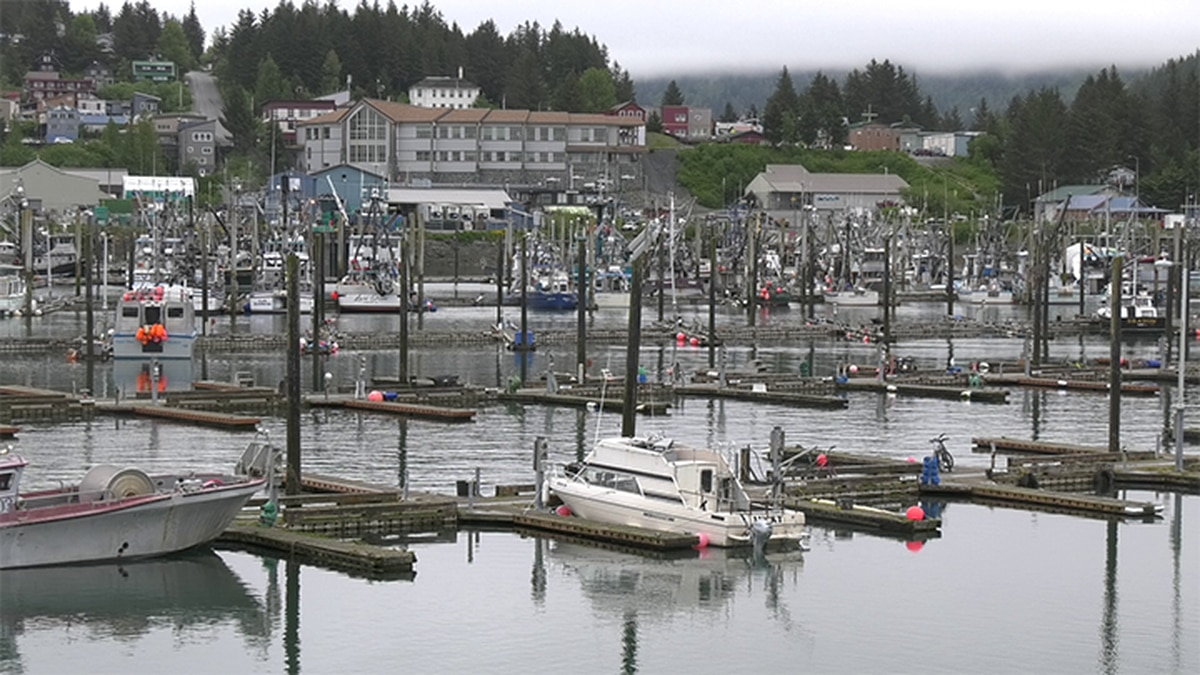Alaska's coastal communities rely heavily on the marine highway system. (Sara Tewksbury/KTVF)