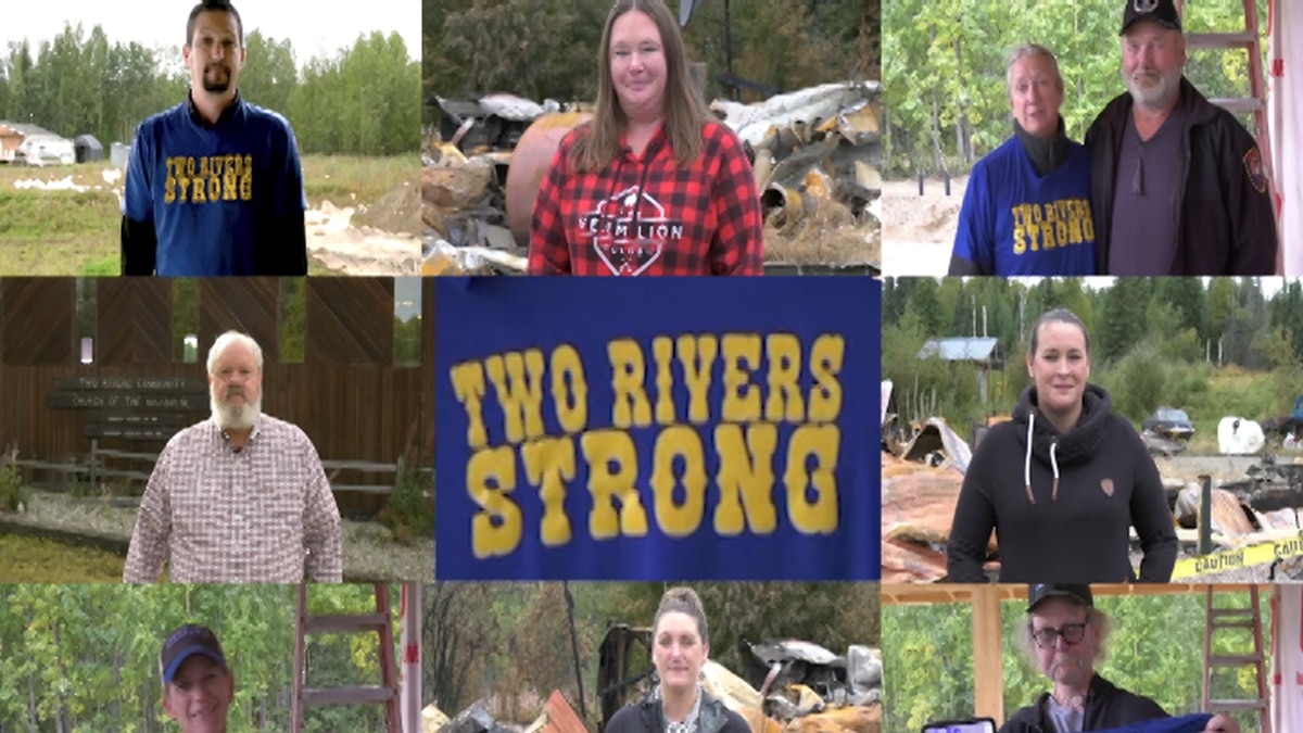 Two Rivers locals unify under same slogan