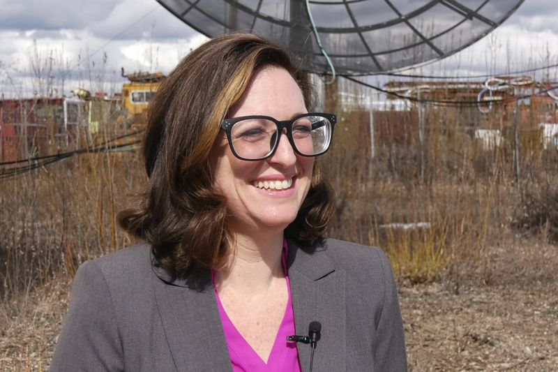 Amanda Hanson will take over as Executive Director of United Way of the Tanana Valley on...