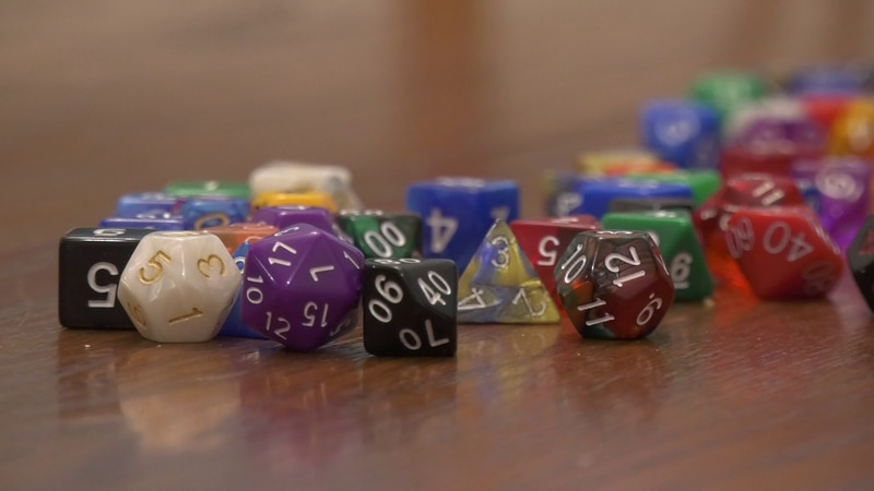 Role playing games like Dungeons & Dragons have been found to be beneficial in helping...