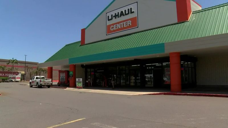 Rental cars are scarce. Hawaii U-Haul executives say it's the busiest they've been in years.
