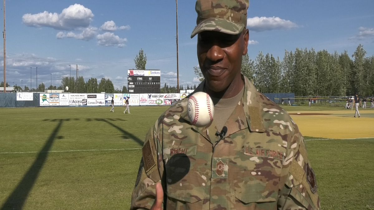 Last week Eielson Air Force Base had a visitor from the Pentagon, Kaleath O. Wright, the...