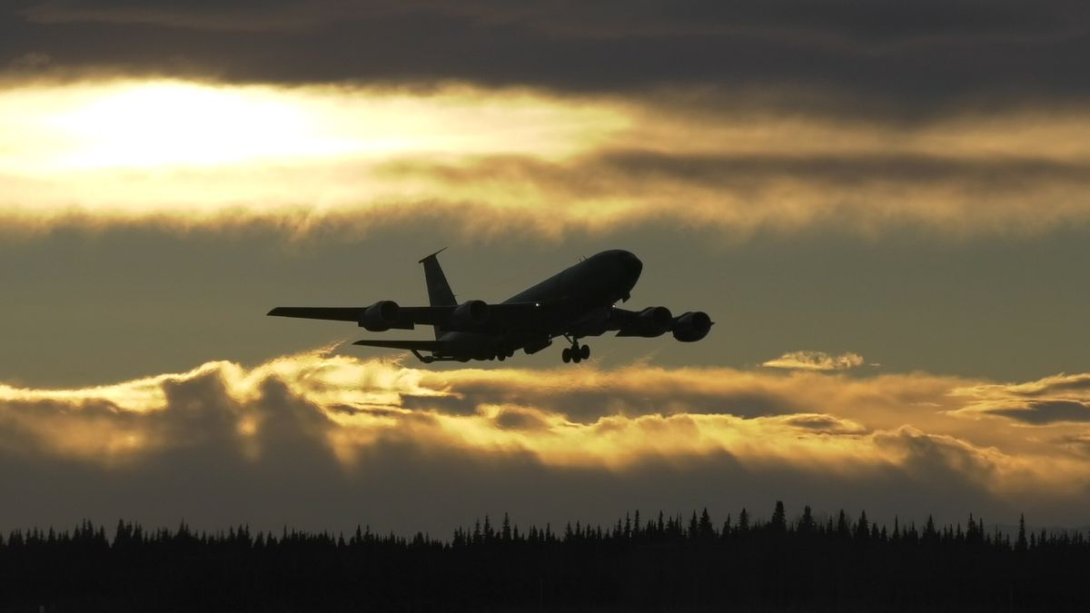 Eielson Air Force Base is set to receive an additional 4 KC-135 refueling tankers by 2023...