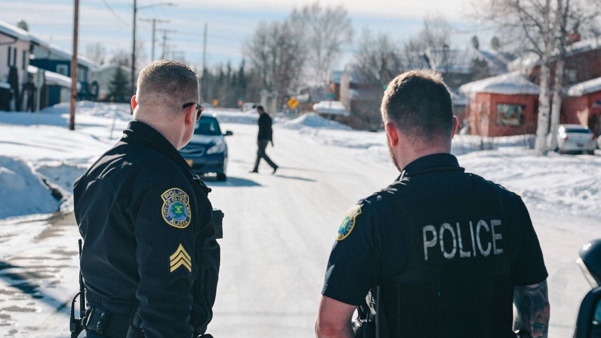 'Alaska PD' aims to show what Alaskan police work is like to the rest the country. (Courtesy A&E)