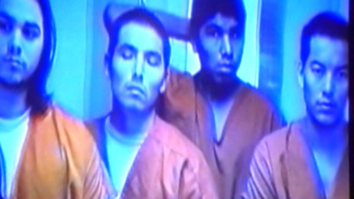 The 'Fairbanks Four' saw their charges vacated after new evidence came to light. (KTVF...