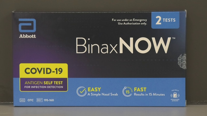 Alaska health officials discuss the efficacy of COVID-19 home test kits and how they play into...