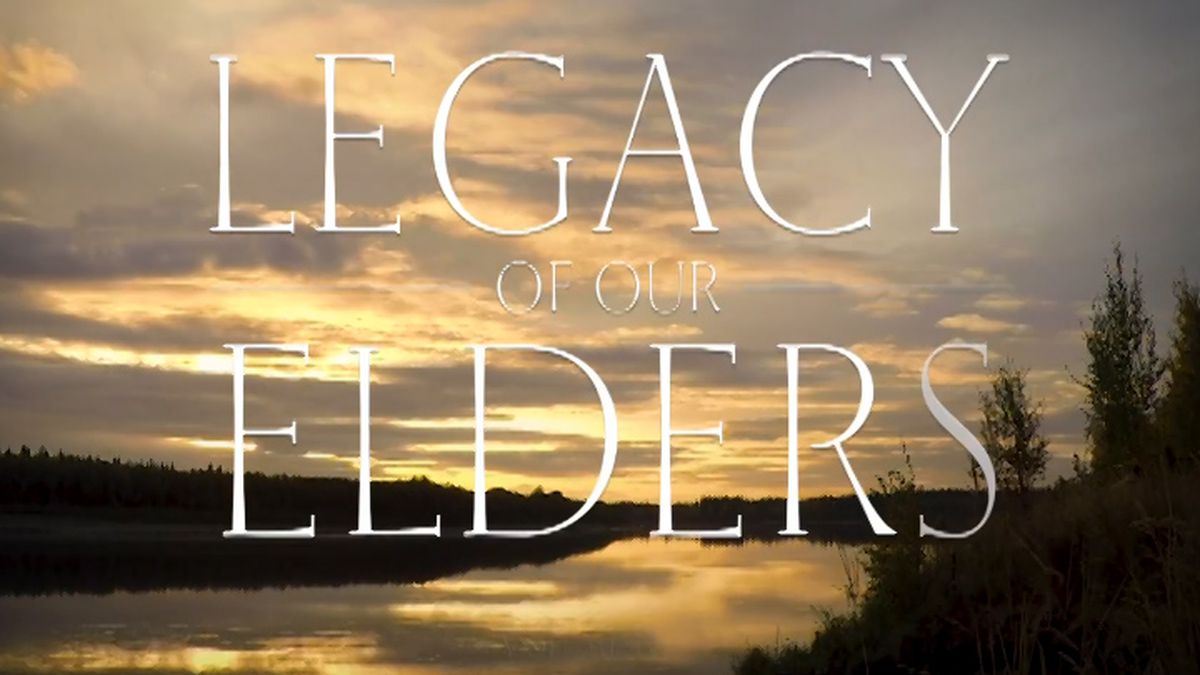 The 'Legacy of Our Elders' series gives a platform to Alaskan Natives within the Tanana Chiefs Conference region (Tanana Chief Conference).