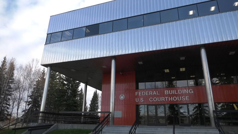 Jason Patzke of Fairbanks was arraigned in Federal Court Thursday for charges of receiving and...