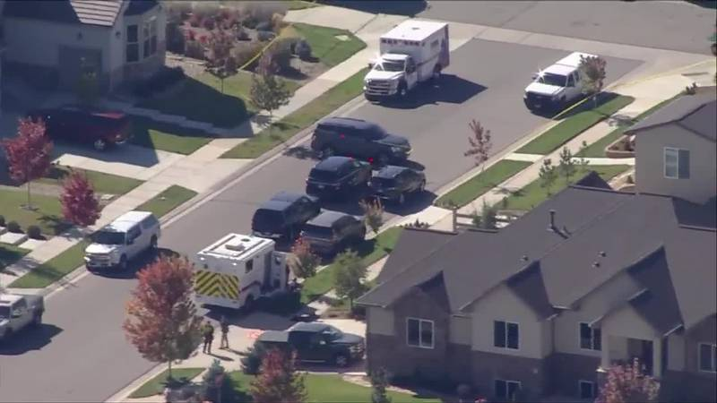 Police say a postal worker was shot and killed while delivering mail Wednesday afternoon in...