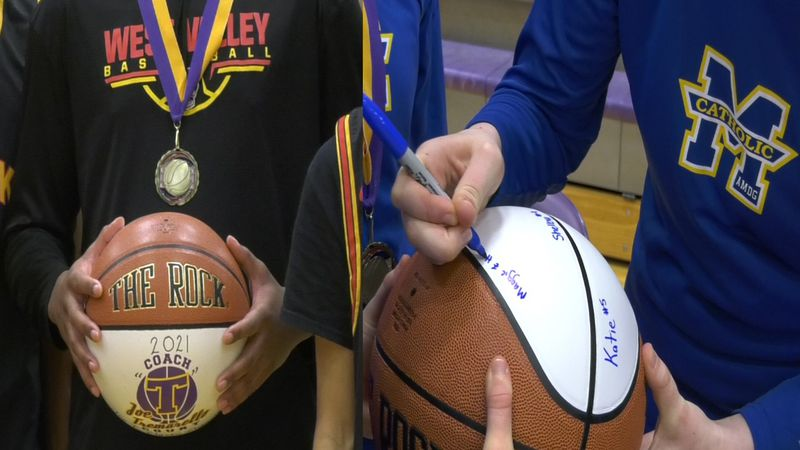 The West Valley boys and the Monroe Catholic girls came out victorious at the Joe T. Classic...