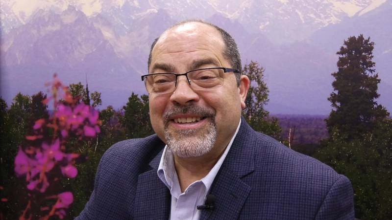 Kevin McKinley is running for seat A on the Fairbanks North Star Borough Assembly.