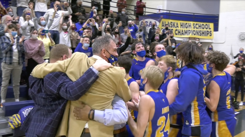The Monroe Catholic Boys are back on top of the 3A landscape.