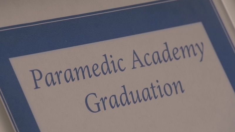 10 students from across Alaska have graduated from the Paramedic Academy, joining the workforce...