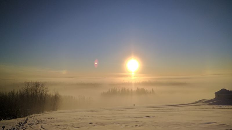 Researchers at UAF have been exploring a new chemical compound in Fairbanks' air, but they have...