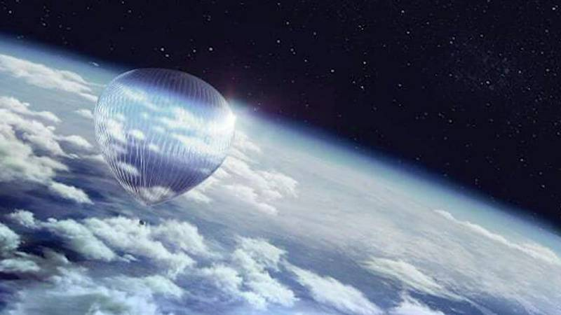 Eight passengers and two crew members will soar 100,000 feet for 6-12 hours at a time, but it...
