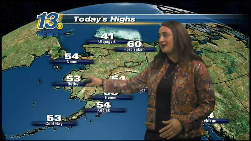 Weather with Julie Swisher