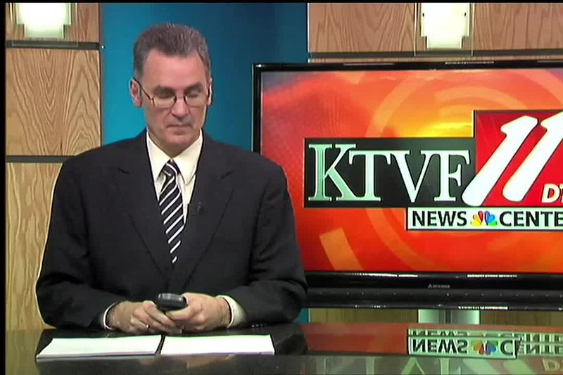 Fairbanks Morning News - PART 4 WEATHER
