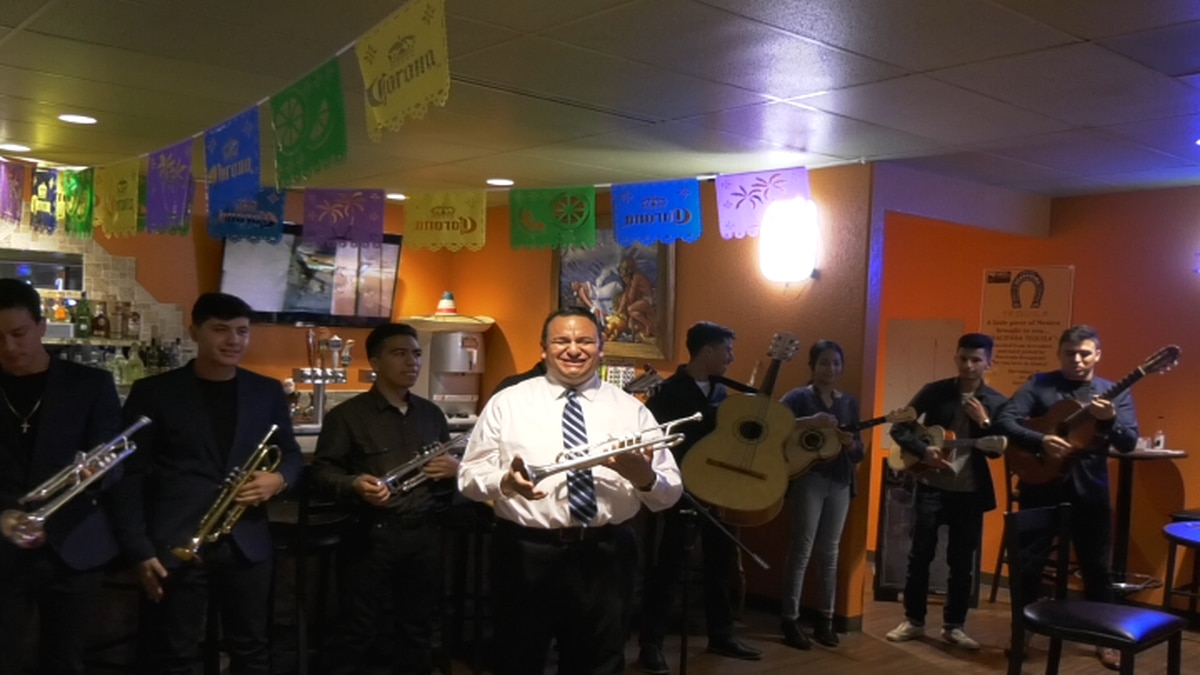 The nationally recognized Mariachi Program, 'Mariachi Huenachi' has traveled to Alaska to...