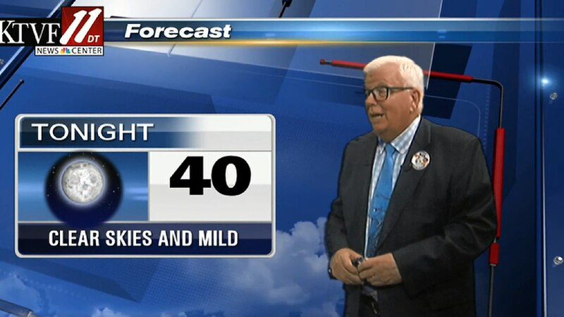 Mike Shultz brings you the weather forecast!