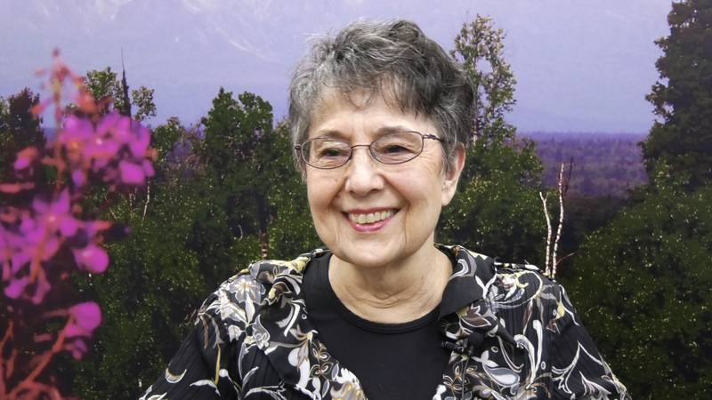 June Rogers is running for reelection to seat B on Fairbanks City Council.