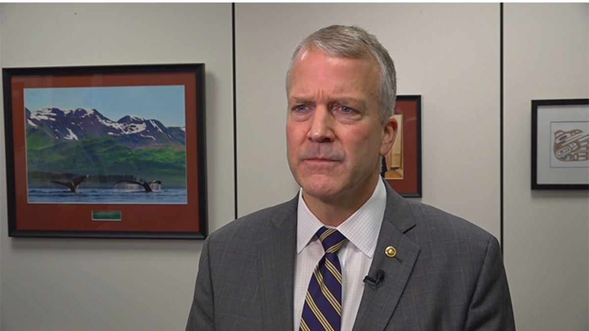 Following last night's attacks on Iraqi bases housing U.S. troops, Senator Dan Sullivan discusses the future of Iran's relationship with the U.S., as well as the future of Alaskan troops currently stationed in Iraq. (Peter Zampa/Gray)