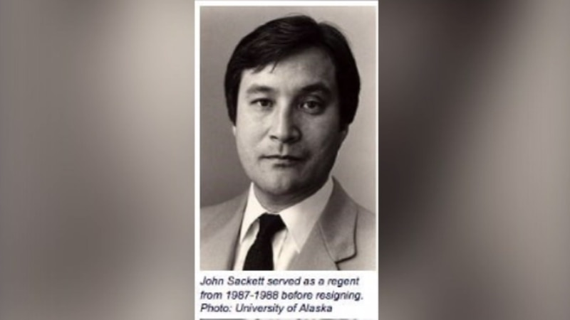 Venerated Athabaskan Senator Doctor John Sackett has passed away at 76.