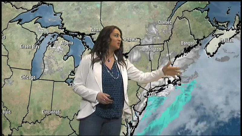 Julie Swisher's weather forecast - 02/19/2021