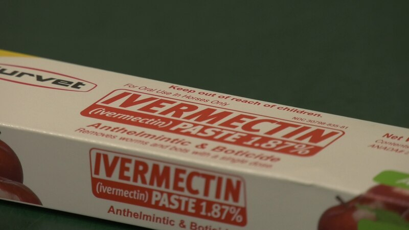 Alaska health officials caution against the use of Ivermectin to treat COVID-19 infections,...