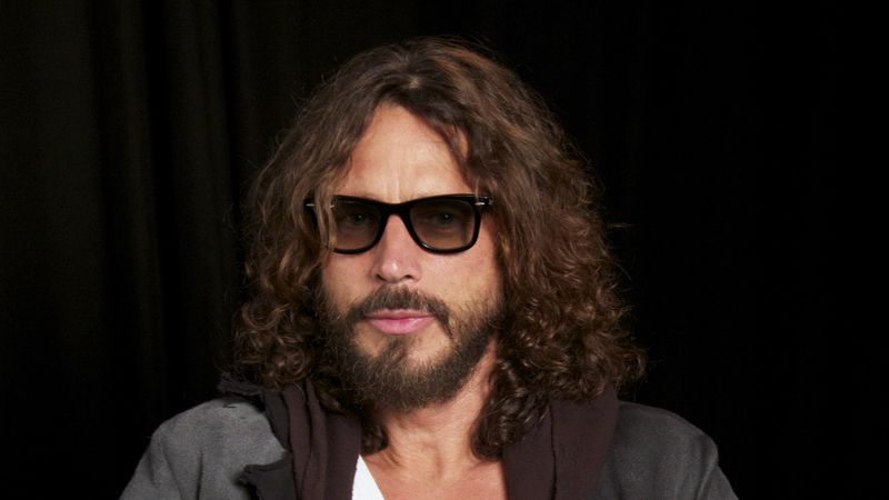 FILE - This Sept. 23, 2011 file photo shows musician Chris Cornell in New York. The family of...