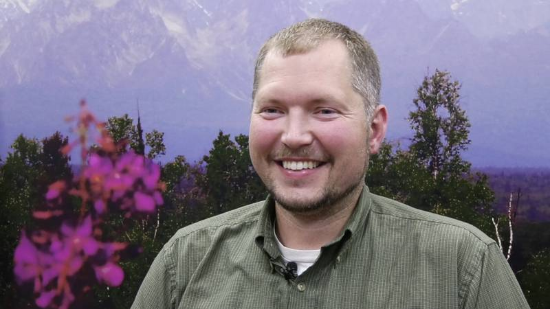 Bryce Ward is running for reelection as Mayor of the Fairbanks North Star Borough.