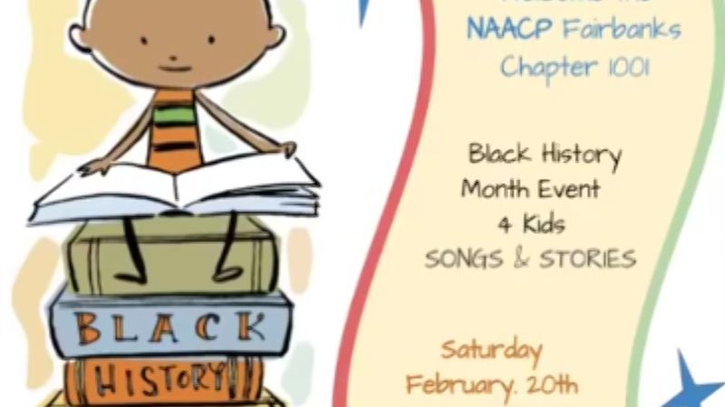 The Fairbanks branch of the NAACP, the oldest Civil Rights organization in the U.S., has been...