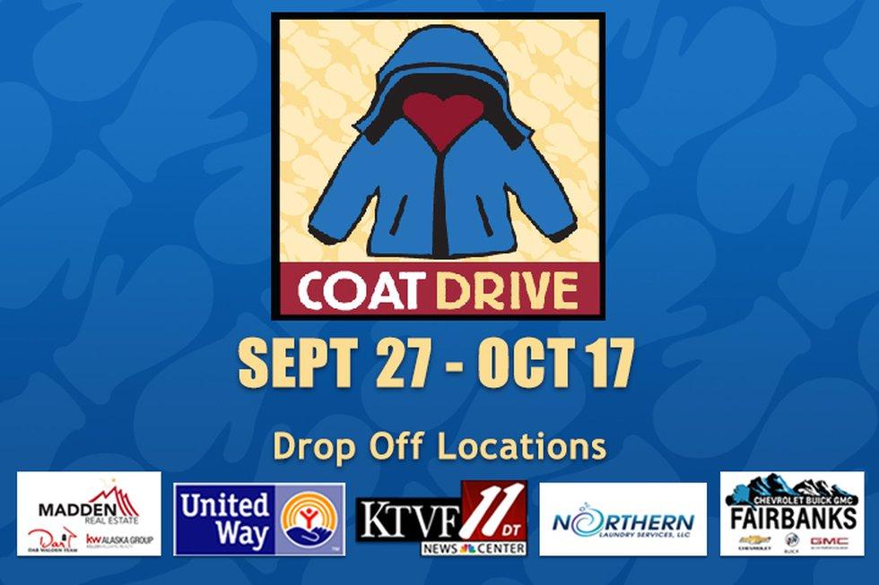 KTVF Coat Drive 2021